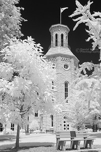 Blanchard Hall - Wheaton College Infrared