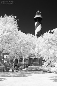 St. Augustine Lighthouse, Infrared