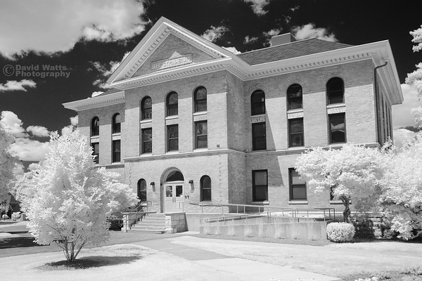 Adams Hall - Wheaton College Infrared