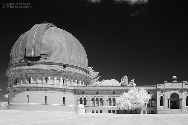 Yerkes Observatory Infrared