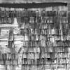 Rusty Saw on Barn Wall