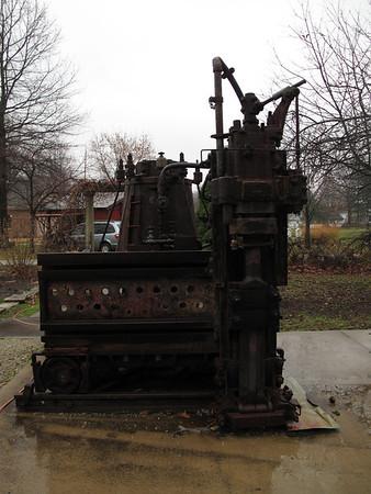 Ingersoll Rand Channeling Machine