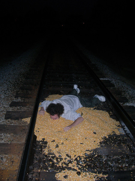 Corn problems on RR tracks,3