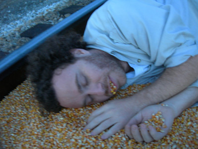 Corn problems on RR tracks 1