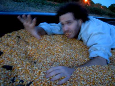 Corn problems on RR tracks, 2