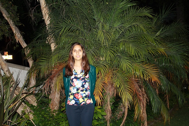 Description of . <b>Name: </b>Sondos Badran <br><b>School: </b>Claremont High School <br><b>GPA: </b>4.5625 <br><b>Activities: </b>Research at UCLA in civil engineering; president of study buddies club; volunteering at Claremont and La Verne public library; student representative of WASC <br><b>After Graduation: </b>University of La Verne; pre-medicine  <br><b>Future Career: </b>Urologist  <br><b>Parents: </b>Muna Alkhatib; Salah Badran