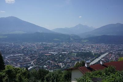 Innsbruck & Munich 2015