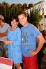Kristin Bior and Zach Bliss