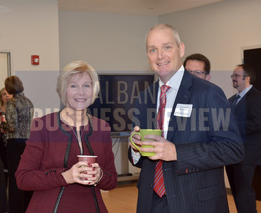 12-14-20156, Insider's Club, tour of Pioneer Bank headquarters