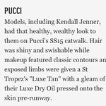 Spring 2015 Makeup trends