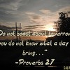 """Do not boast about tomorrow,<br /> for you do not know what a day may bring -Proverbs 27<br /> <br /> <a href=""""https://www.biblegateway.com/passage/?search=Proverbs"""">https://www.biblegateway.com/passage/?search=Proverbs</a>+27&version=TLV<br /> <br /> <br /> <br /> <a href=""""https://www.openbible.info/topics/tomorrow_not_being_promised"""">https://www.openbible.info/topics/tomorrow_not_being_promised</a><br /> <br /> <br /> <a href=""""https://www.patheos.com/blogs/christiancrier/2016/06/29/top-7-bible-verses-about-tomorrow/"""">https://www.patheos.com/blogs/christiancrier/2016/06/29/top-7-bible-verses-about-tomorrow/</a><br /> <br /> <a href=""""https://salphotobiz.smugmug.com/Travel/Pangasinaan-Province/i-9VLGVmb"""">https://salphotobiz.smugmug.com/Travel/Pangasinaan-Province/i-9VLGVmb</a>"""