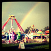 Pot of Gold at the fair. #btv #VT