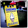 It's a nice hot day for creemees! #Milton #btv