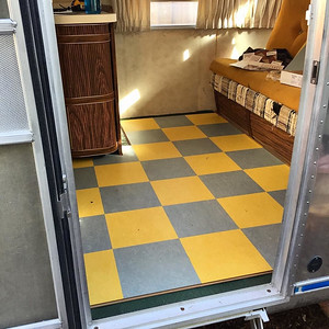 #sgtfun is getting new floors today #airstreamrenovation #airstreamclassics #1978airstream via Instagram http://ift.tt/2gWJiys