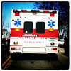 Rescue 911....Emergency Emergency!  #btv #ambulance #911 #emergency #siren