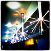 Funky cool lights at #Microsoft. #Redmond #tech #technology #software