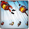 Lets swing and have a good time. #swing #fair #fairgrounds #btv #VT #awesome #fun