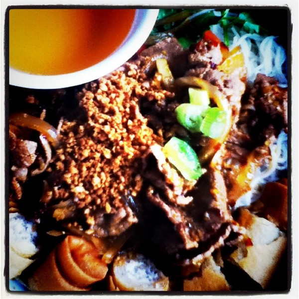 No. 23 at Pho Dang. A must have! #Vietnamese #food #noodles #btv #VT #yummy