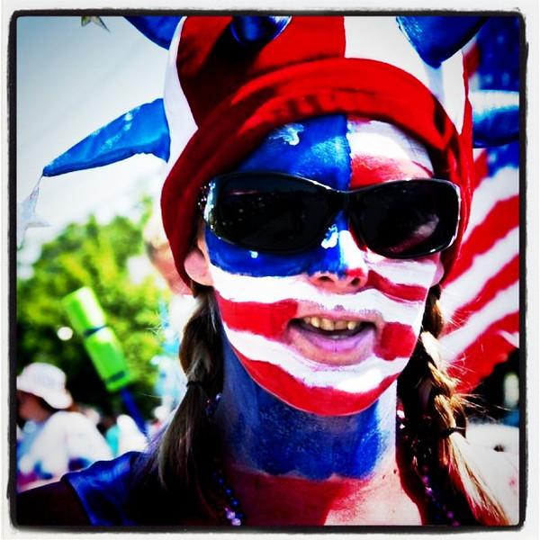Miss America! #Milton #btv #4thofJuly #parade #fun