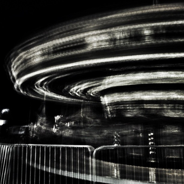 Merry-Go-Round #iPhoneOnly Slow-Shutter.  #btv #vt #cvfair