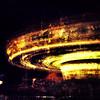 Grungy Slow-Shutter Merry-Go-Round. #btv #vt #cvfair