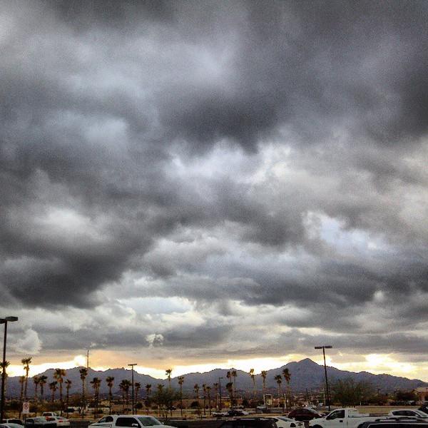 "#clouds #sky #tucson #az via Instagram <a href=""http://instagr.am/p/WqD6VzCitG/"">http://instagr.am/p/WqD6VzCitG/</a>"