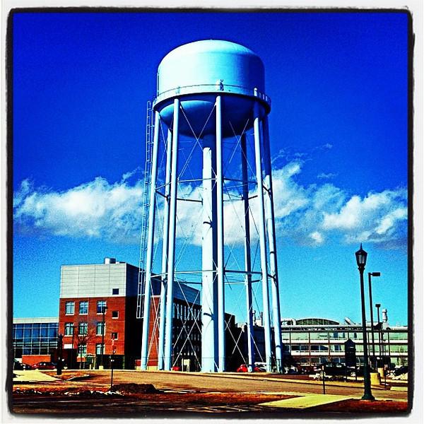 Burlington's Famous Landmark. #btv #vt