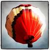Fly #balloon fly! #hotair #milton #btv #vt #fun