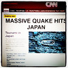 My heart goes out to the people of Japan.
