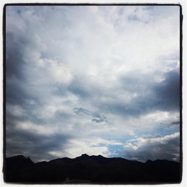 "#tucson #arizona #az #igerstucson #instagramaz #clouds via Instagram <a href=""http://instagram.com/p/b1L4iTiilf/"">http://instagram.com/p/b1L4iTiilf/</a>"