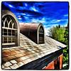 Roof Top Windows. #btv #vt