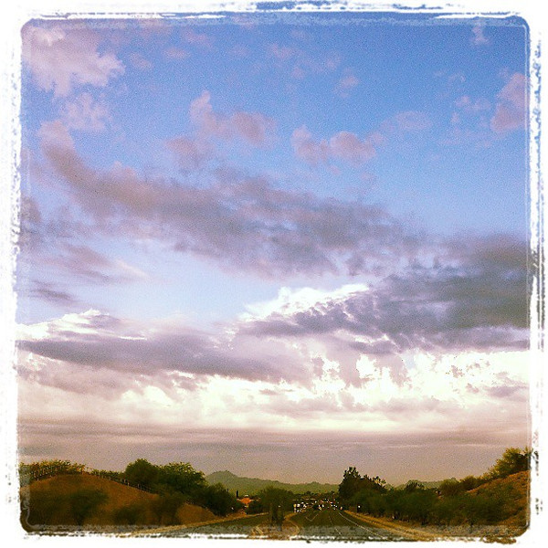 "#tucson #arizona #az #igerstucson #instagramaz #clouds via Instagram <a href=""http://instagram.com/p/bzszeMCioz/"">http://instagram.com/p/bzszeMCioz/</a>"