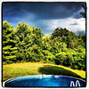 The Storm is Coming! The Pool is Now Closed! #miltonvt #vt