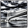 Verrazano-Narrows Bridge. #nyc #brooklyn #statenisland