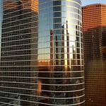Sunrise #houston #cityscapes via Instagram http://ift.tt/1L05xMq