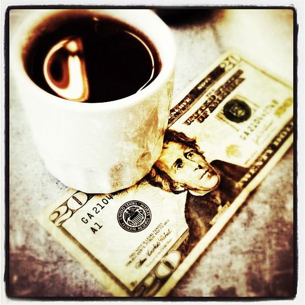 Tea Money!