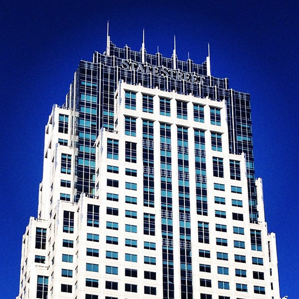State Street structure. #boston #building