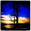 Happy Earth Day! Sunset over Lake Champlain, #Vermont. #sunset #lake #btv #VT #earthday