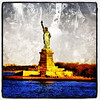 Statue of Liberty! #nyc