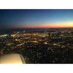 Friday night over San Diego via Instagram http://ift.tt/1EedbDF