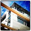 Microsoft - Building 39, looking through glass. #Microsoft #Redmond #tech #technology #architecture