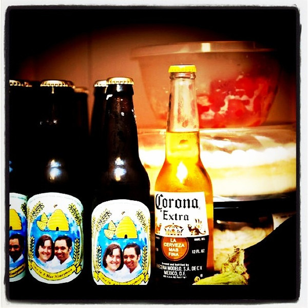 Special brew for the newly wed. #wedding #beer #engagement #love #brew #btv