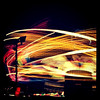 Slow Shutter Spinner at the Fair. #btv #vt