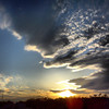 "#tucson #arizona #az #igerstucson #instagramaz #sky #clouds #sunset via Instagram <a href=""http://instagram.com/p/ZEseFXCiv0/"">http://instagram.com/p/ZEseFXCiv0/</a>"
