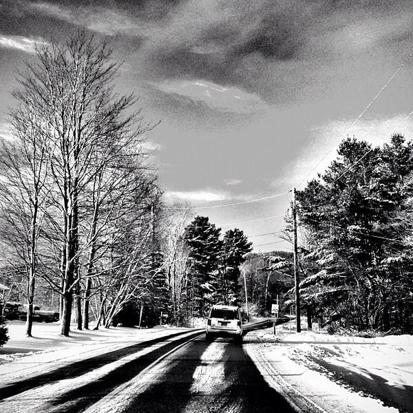 Bright Vermont Winter Day!