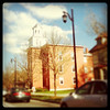 Pomeroy Hall at UVM. #btv #university #architecture #UVM #tilt-shift
