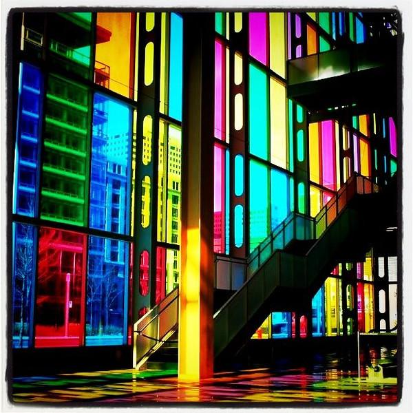 Palais des Congres in #Montreal.