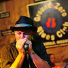 USA Mississippi Clarksdale-Ground Zewro Blues Club-Stan Street & Hambone Blues Band
