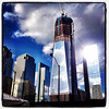Freedom Tower, New York City. #nyc #911 #911Memorial