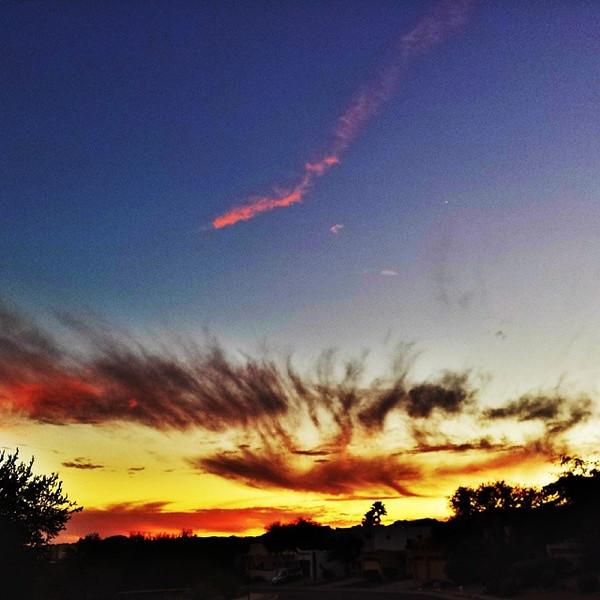 "#tucson#az#arizona#igerstucson#instagramaz #az365#azgrammers#instaaz#igersaz#igersarizona #azcentral#arizonalife#aznature#azscenery #desertscenery#azdesert#clouds#sky #cpc via Instagram <a href=""http://ift.tt/Na7v4K"">http://ift.tt/Na7v4K</a>"